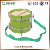 Sports and entertainment musical instrument empty marching snare drum