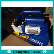 "1/4hp Mini vacuum pump 3CFM 220V 50HZ/60HZ 1/4"" Flare VP125 Single Stage Vacuum Pump For Household air conditioning"