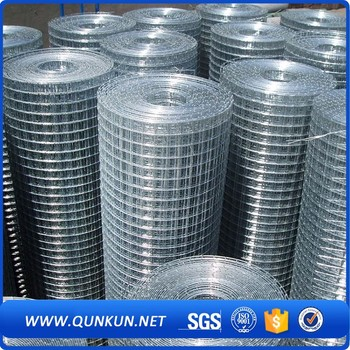 all kinds of construction welded wire mesh/welded galvanized wire mesh