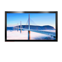 16:9 Aluminum Projection Screen Frames