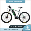 China factory wholesale bike bafang 250W mid drive motor electric bike