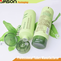 150ml Round Cosmetic Packaging Tube For Facial Cleanser