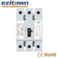 Durable 16A mccb 3p molded case circuit breaker programmable circuit breaker