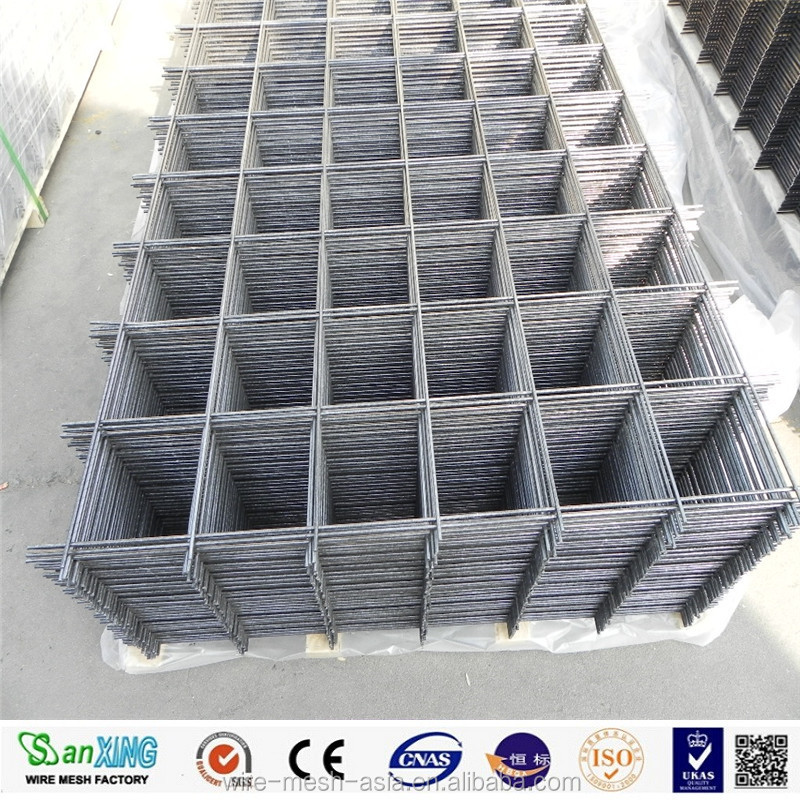 2016 Hot Sale Reinforcing mesh,welded wire mesh panel,steel bars in the philippines British Standard A98