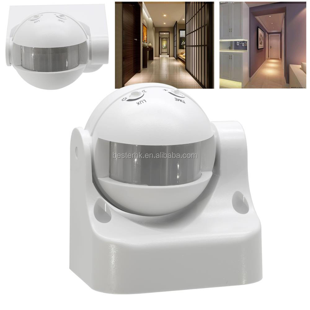 LED infrared sensor switch,PIR motion sensor for lighting control