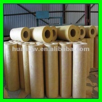 Excellent rock wool pipe as thermal insulation