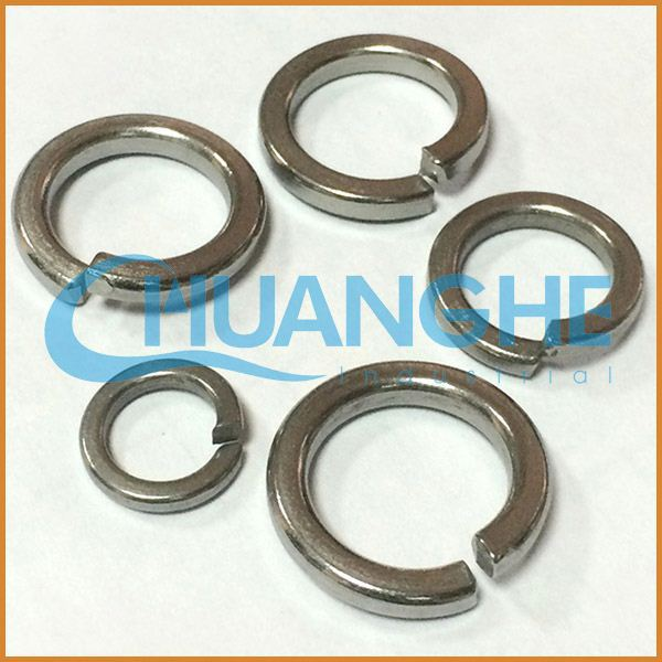 Alibaba China Fastener mil. spec. stainless steel split lock washers