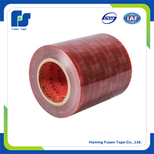 Best price customized printed PE/LDPE/LLDPE adhesive film for plastic sheet