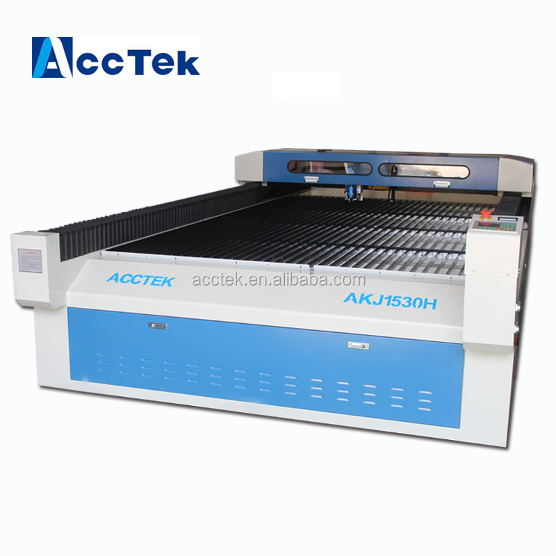 Jinan cnc machine co2 laser cut textile 1530 co2 laser machines for <strong>cutting</strong> and engraving