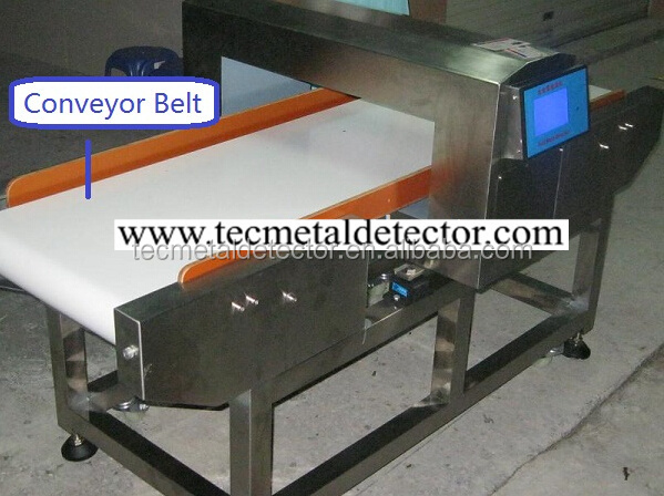 used food metal detector for food industry TEC-QD