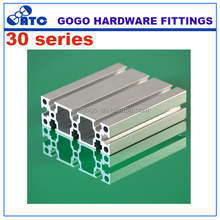 structural high quality aluminium profile sliding