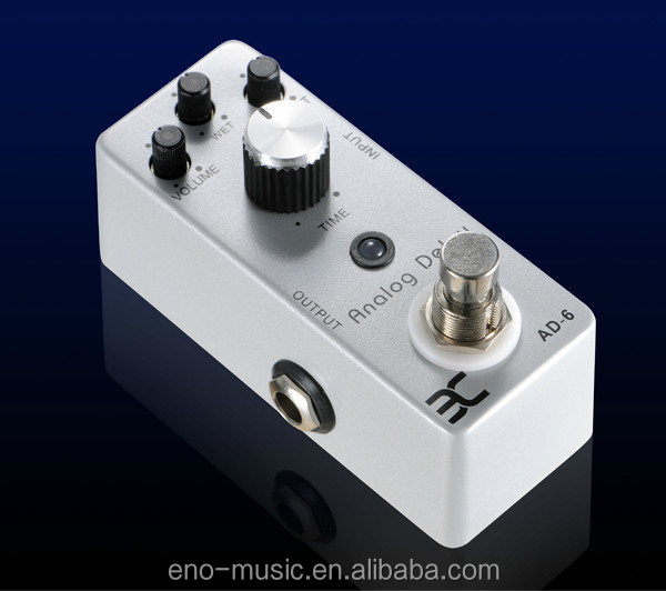 MINI analog delay effect pedal for guitar
