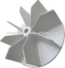 air blower exhaust plastic centrifugal blade impeller fan