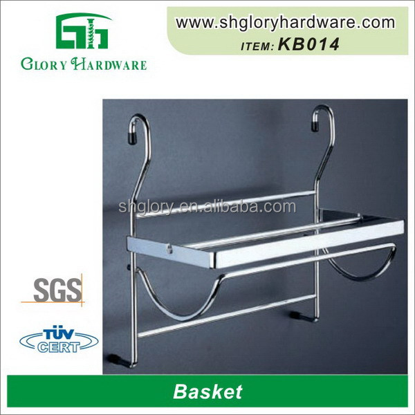 Kitchen Tool Chinese New Sytle Custom Rolling Shopping Basket Cart