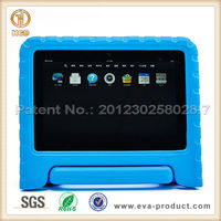 8.9 inch kids eva foam protective case for kindle fire tablet pc