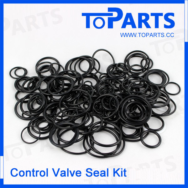 Hydraulic excavator pc200-7 control valve seal kit, rotary valve seals