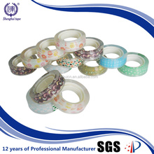 Bopp Foile Clear School Stationery Adhesive Tape