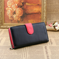 Latest Cheap Wholesale Fashion Ladies Purse, New Design Lady Wallet, New Stylish Ladies Leather Wallet