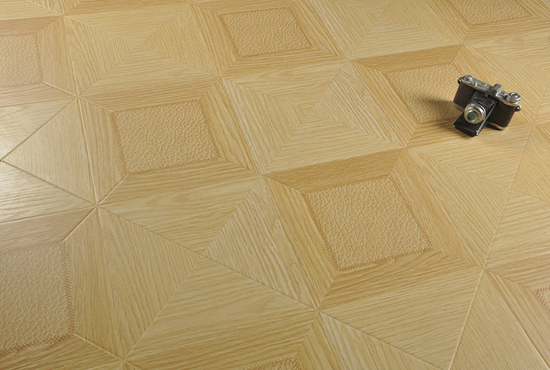 easy clean and click parquet flooring factory price