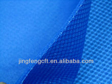 3D knitted spacer shining color fabric