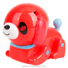 custom made electric talking doggy coin bank, talking digital coin bank,6 inch coin bank LED lights