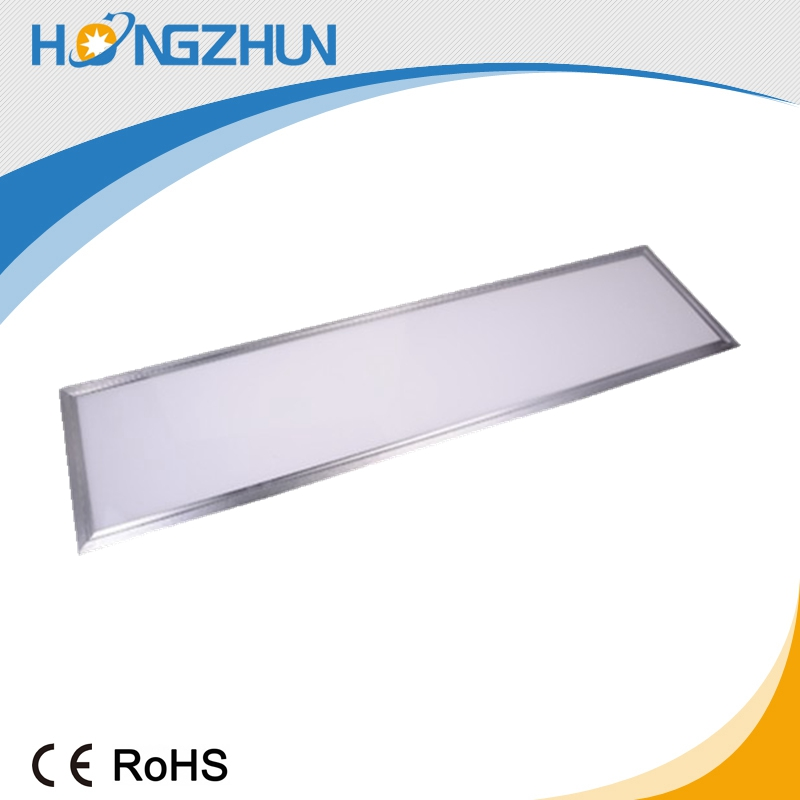 High lumens AC85-265v dimmable white led suspended ceiling light panel CE ROHS approved