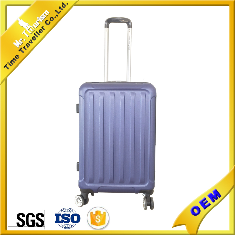 Factory price large capacity suitcases luggage