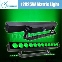 Economic Rainbow Effect 12X25W LED Wall Washing
