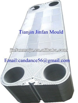 FMX25B plate and frame heat exchanger plates