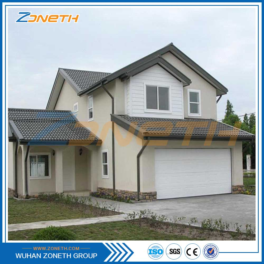 Self assemble new modern design prefab club house made in china
