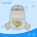 wholesale non-woven disposable panties with pad leakage baby diaper