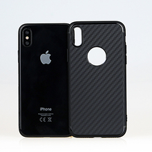 newest unique design wholesale high quality 3d carbon fiber sublimation tpu case for iphone x