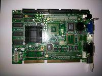 Half-size ISA CPU Card, W/STPC133MHz/32M Ram/1*VGA/1*COM/1*PS2 KB/MS/LPT/IDE