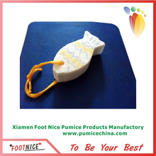 fish shape natural Pumice Stone (Factory directly supply)