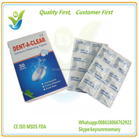 Denture Cleaning Tablet,tooth cleaning tablet