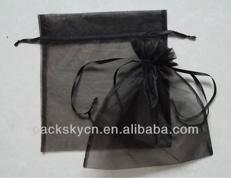 black organza bag Manufacturer