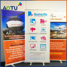 custom promotional roll up banner
