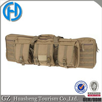"Molle Design 36"" Double Shotting Gun Cover With Sponge Inside"