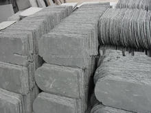 China Natural Slate Artistical Style Roofing Slate Tiles