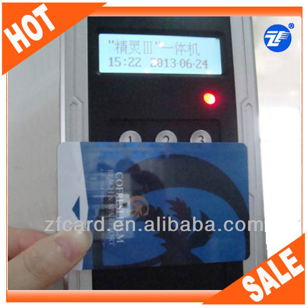 RFID 125KHz Writable T5577 card Proximity Access card