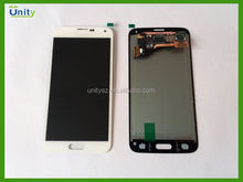 Alibaba repair parts lcd screen for Samsung s5 lcd assembly