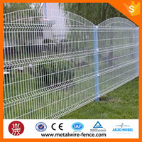 real factory PVC coating or PVC powder 4mm Wire Mesh Fence, house main gate design,modern cast iron window and door grill design