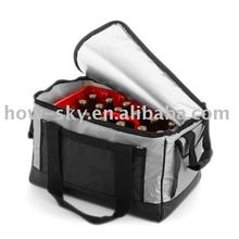 Insulated Cooler Lunch Box Tote Bag Can/Bottle/Beer/Wine Drink