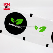 Customized Printing PP Bubble Tea Cup Plastic Cover Lid Sealing Film