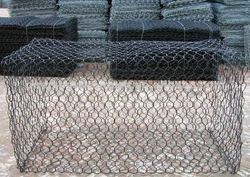 PVC Coated Heavy Wire Mesh (Gabion Box)