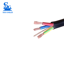 PVC Insulated Copper Conductor 3 Core 0.5mm Cable
