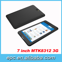 "7"" Android Tablet PC 1GB RAM,Call-touch Smart Tablet PC Price China,3G Phone Call Tablet"