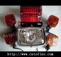 motorcycle parts cg125 tail light,head light,signal lamp