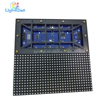 led waterproof hot sale led module p8 outdoor full color display