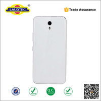 Crystal Clear Transparent Soft Silicon 0.3mm Cellphone Case for Lenovo Zuk Z1 Cover ----- Laudtec